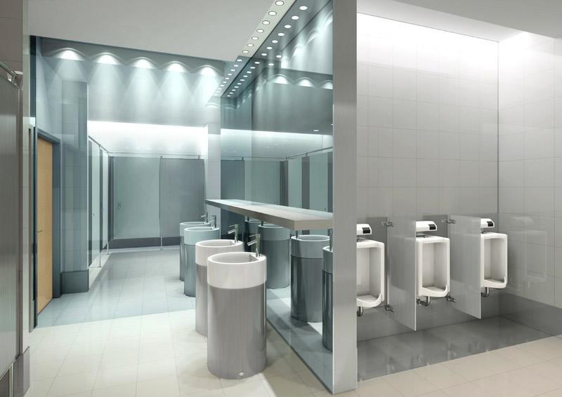 公共卫生间装修效果图大全2018最新图片图片