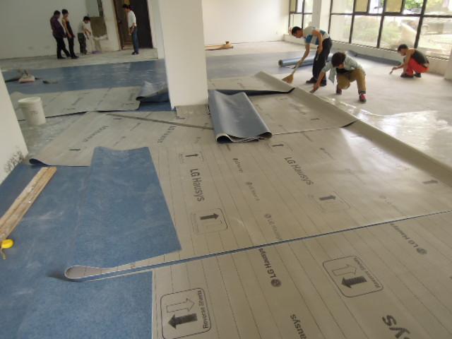 地板革怎么铺 地板革铺装方法