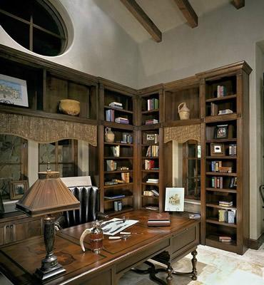古典风格书房