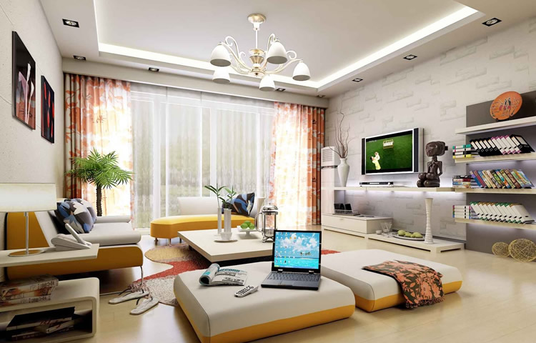 客厅装修效果图 客厅效果图大全