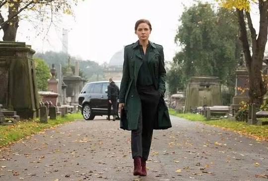 《碟中谍5》女主角丽贝卡·弗格森
