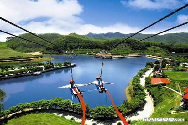 梅州十大旅游景点推荐 梅州十大著名景点 梅州必去的十大景点