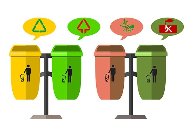 【垃圾桶设计】创意垃圾桶图片欣赏 环保垃圾桶创意设计实用又好玩图片