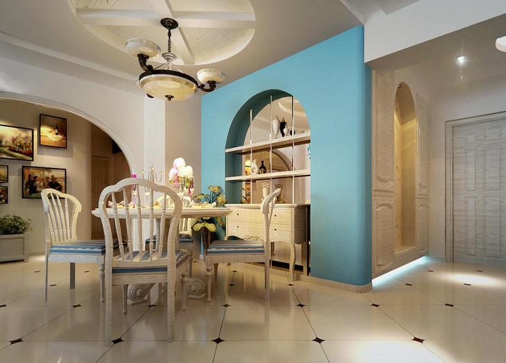 韩式酒店公寓装修效果图 韩式风格酒店式公寓设计图